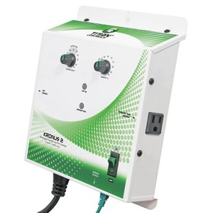 Indoor Gardening Titan Kronus 2- Temperature & Humidity Controlles Plus CO2 Integration