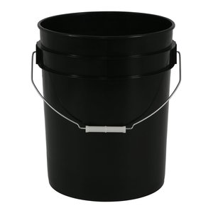 Gro Pro Black Bucket - 5 gallon
