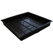 Indoor Gardening Botanicare Grow Tray 4 ft x 4 ft ID - Black