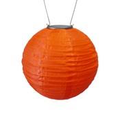Home and Garden Soji Solar Lantern - Orange