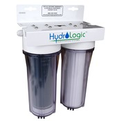 Hydrologic Hydro-Logic Small Boy with KDF85 Catalytic Carbon Filter