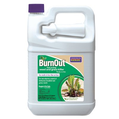 Pest and Disease Burnout II Weed & Grass Killer - Ready to Use - Gallon