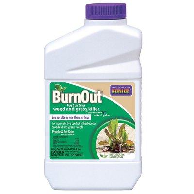 Bonide Burnout II Weed & Grass Killer Concentrate - Qt
