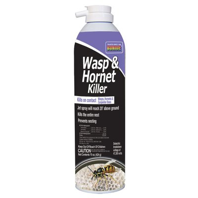 Pest and Disease Bonide: Wasp and Hornet Killer - 15 oz spray can