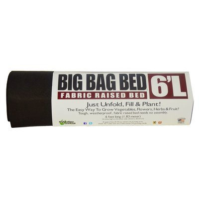 Outdoor Gardening Smart Pot - Big Bag Long Raised Bed - 6ft