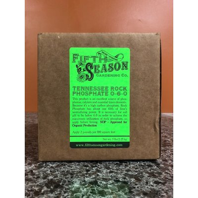 Fifth Season Gardening Co Tennessee Rock Phosphate - Pulverized - 5lb