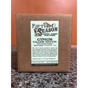 Outdoor Gardening Gypsum - Calcium Sulfate - 5 lb