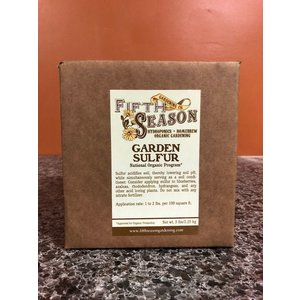 Fifth Season Gardening Co Garden Sulfur - 5 lb