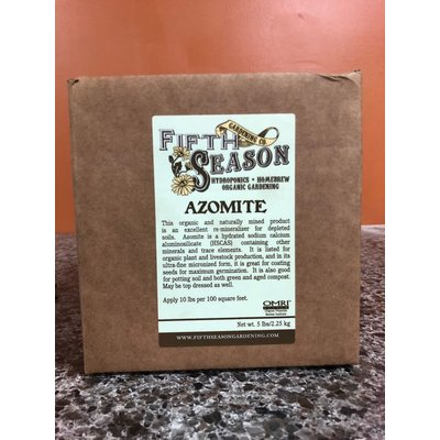 Outdoor Gardening Micronized Azomite - 5lb