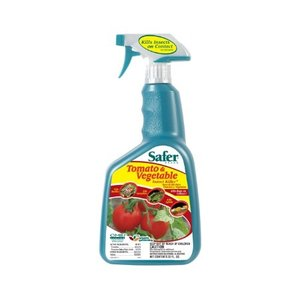 Safer Safer Organic Tomato & Vegetable - 32 oz Spray Bottle
