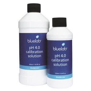 Bluelab Bluelab pH 4.0 Calibration Solution - 500ml