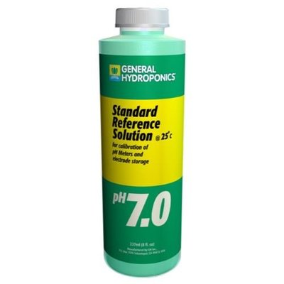 Indoor Gardening GH ph 7.0 Calibration Solution - 8 oz