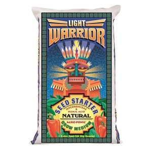 Outdoor Gardening FoxFarm Light Warrior Seedling Mix - 1 cu ft
