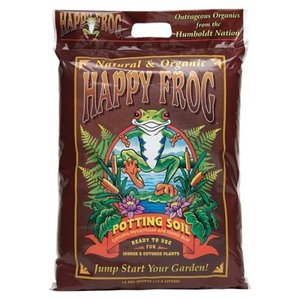 Fox Farm FoxFarm Happy Frog Potting Soil - 12 qt