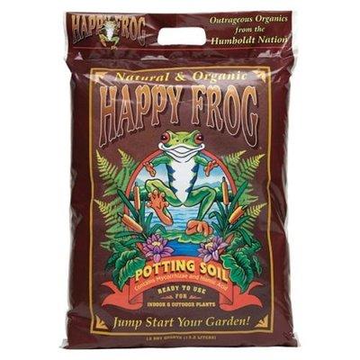 Outdoor Gardening FoxFarm Happy Frog Potting Soil - 12 qt
