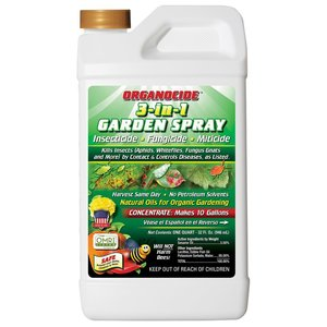 Organocide Organocide 3-in-1 Garden Spray