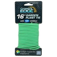 Outdoor Gardening Soft Garden Plant Twist Tie with cutter - 5mm x 16 ft