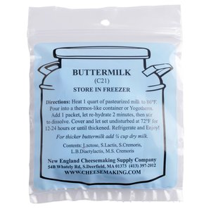 Urban DIY Buttermilk Culture-5 Pack