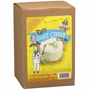 New England Cheesemaking Supply Fresh Goat Cheese Kit