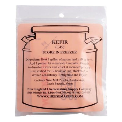 New England Cheesemaking Supply Kefir Mother Culture - 1 Pack
