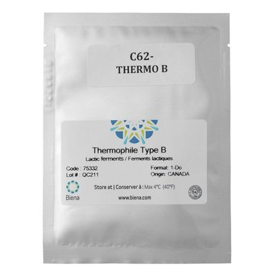 New England Cheesemaking Supply Thermophilic (DS) Culture - 5 Pack