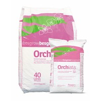 Indoor Plants Besgrow Orchiata Orchid Bark - Power+ (12-18mm) - 5L