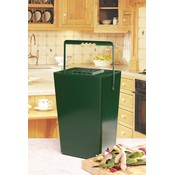 Outdoor Gardening Compost Caddy Countertop Composter