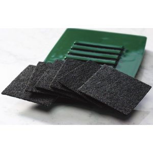 Outdoor Gardening Compost Caddy Filters - 6 pk