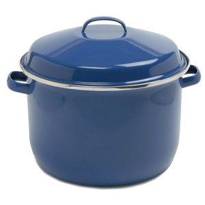 Norpro Porcelain Enameled Canning Pot - 18 Qt