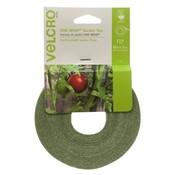 """Outdoor Gardening Green Velcro Plant Ties - 1/2"""" x 45 ft"""