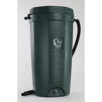 Rain Water Solutions Green Ivy Rain Barrel - 50 Gallon