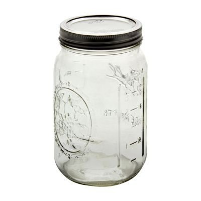 Urban DIY Ball Widemouth Jar-32 oz.; 12/case