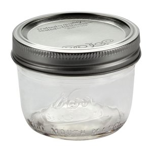 Urban DIY Kerr Widemouth Jars-8oz; 12/case