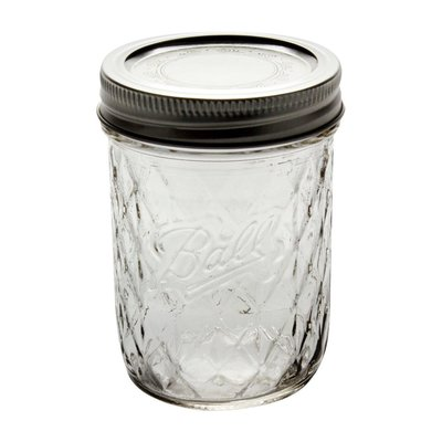 Ball Ball Quilted Jars - case of 12