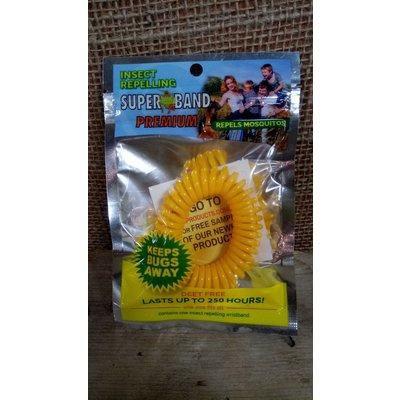 Pest and Disease Superband Mosquito Repellent Bracelet
