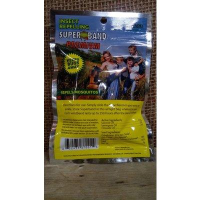 Superband Superband Mosquito Repellent Bracelet