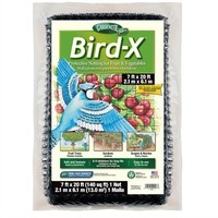 Pest and Disease Bird-X Protective Netting - 7 ft x 20 ft