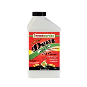 Pest and Disease I Must Garden Deer Repellent Concentrate - 32 oz