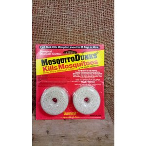 Pest and Disease Mosquito Dunks - 2 pack