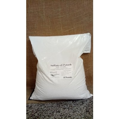 McGeary Organics McGeary Organics Sulfate of Potash - 50lb