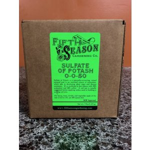 Outdoor Gardening Sulfate of Potash - 5 lb