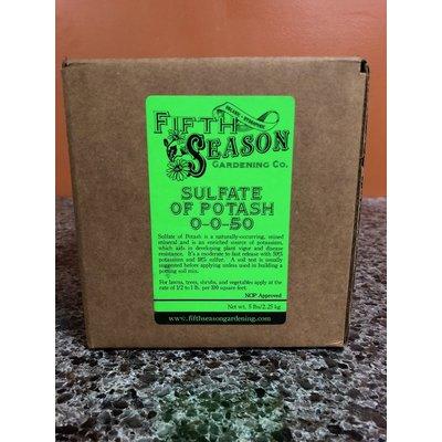 Fifth Season Gardening Co Sulfate of Potash - Organic - 5 lb