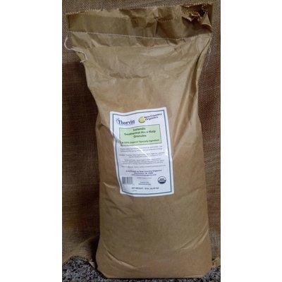 Outdoor Gardening Thorvin Organic Kelp Meal - 50 lbs