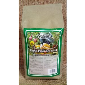 Outdoor Gardening Fertrell All Purpose Organic Fertilizer, 5-5-3, 5 lb