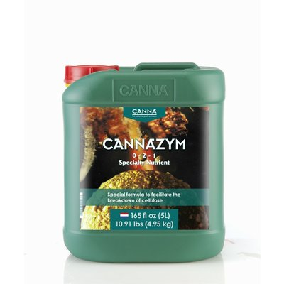 Indoor Gardening Canna Cannazym