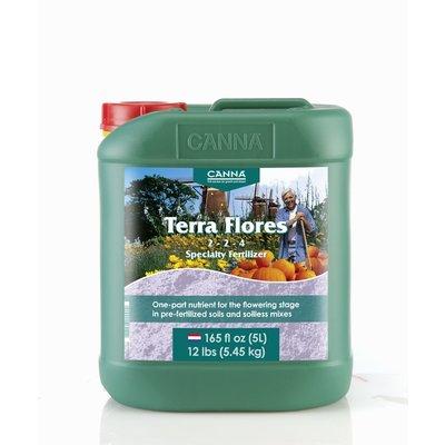Indoor Gardening Canna Terra Flores