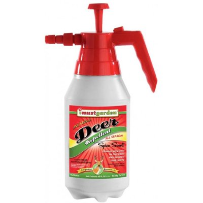 Pest and Disease I Must Garden Deer Repellent - Ready to Use Formula