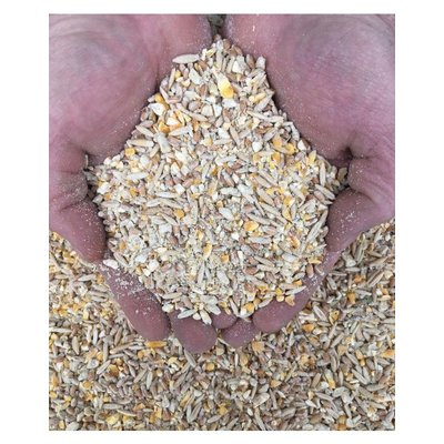 New Country Organics New Country Organics Soy Free Scratch Feed - 50 lb