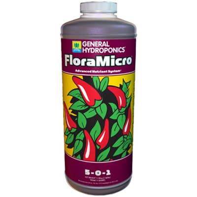 General Hydroponics General Hydroponics FloraMicro