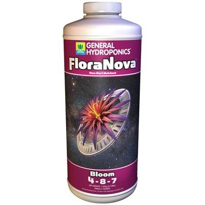 Indoor Gardening General Hydroponics FloraNova Bloom
